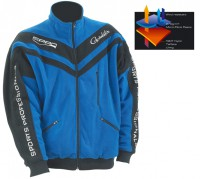 Куртка флиcовая Gamakatsu Competition Fleece Jacket 7063