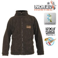 Куртка флисовая Norfin Hunting BEAR