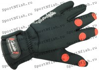Перчатки рыболовные Gamakatsu Power Thermal Gloves 7123